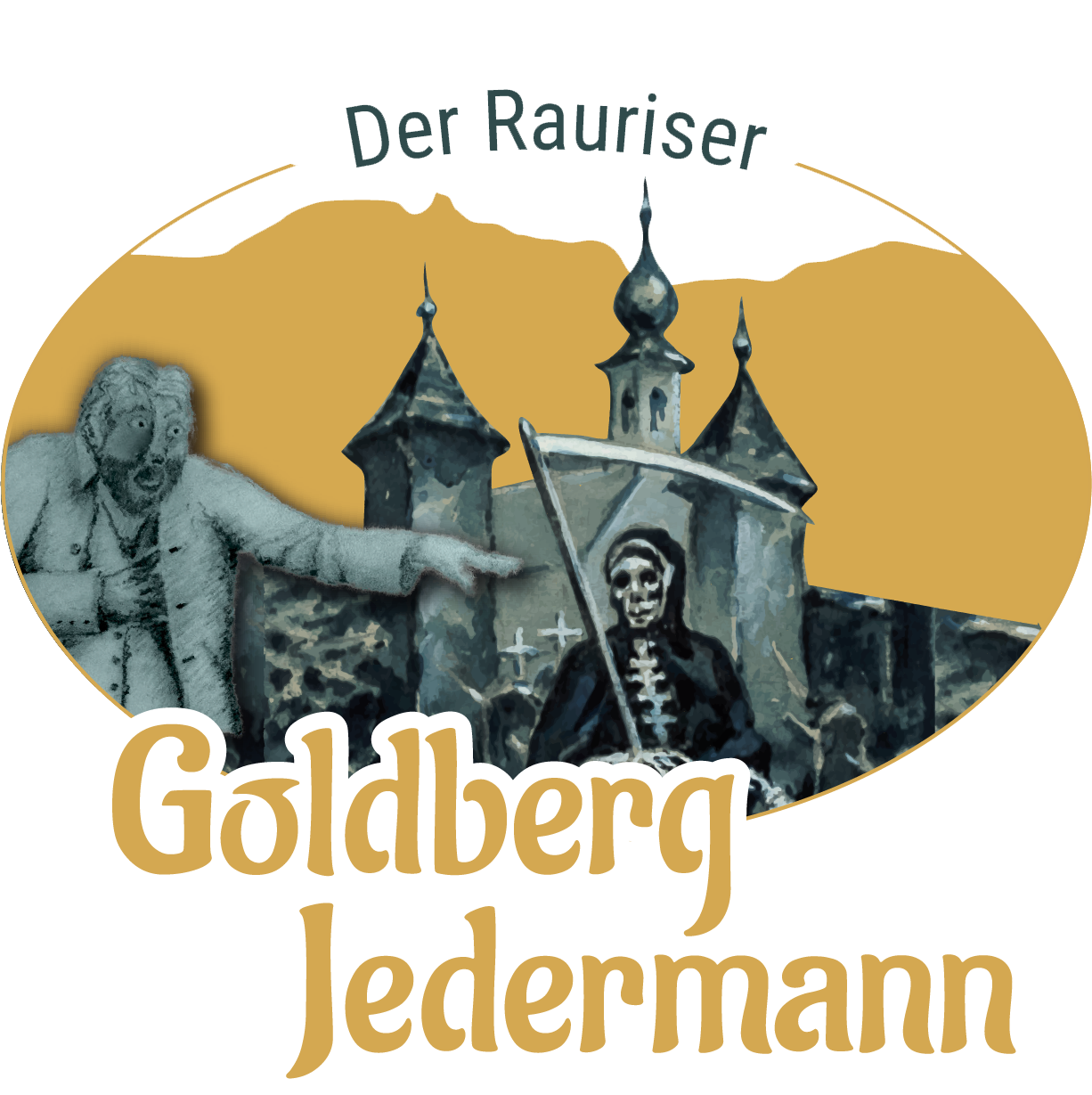 Der Rauriser Goldberg Jedermann
